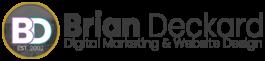Brian Deckard is a WordPress website design and developer in the Bradenton, Florida area