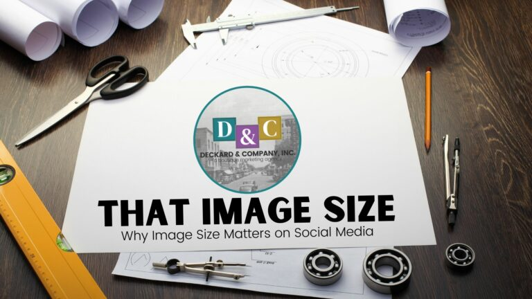 Why Image Size Matters on Social Media