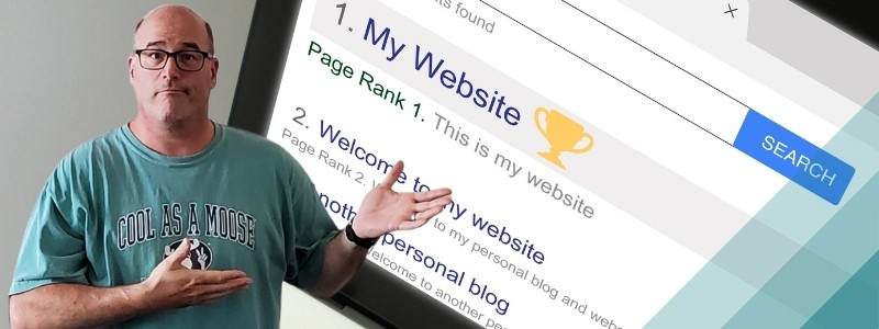 With SEO, Brian Deckard of Deckard & Company can help you and your business rank better on Google search results